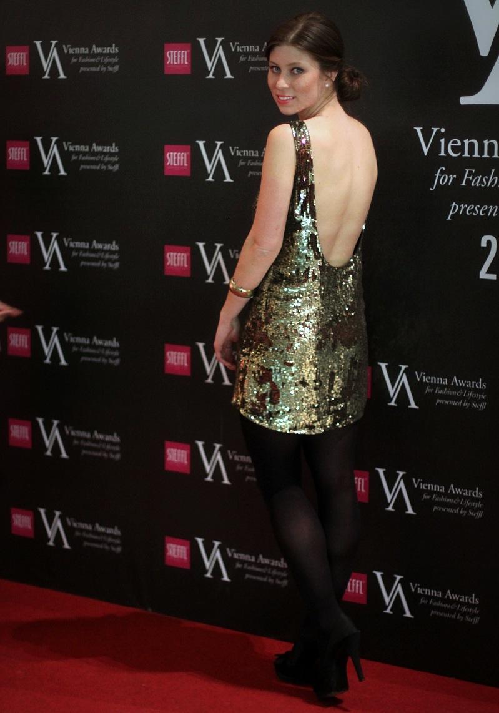 vienna awards 2012 faith connexion dress
