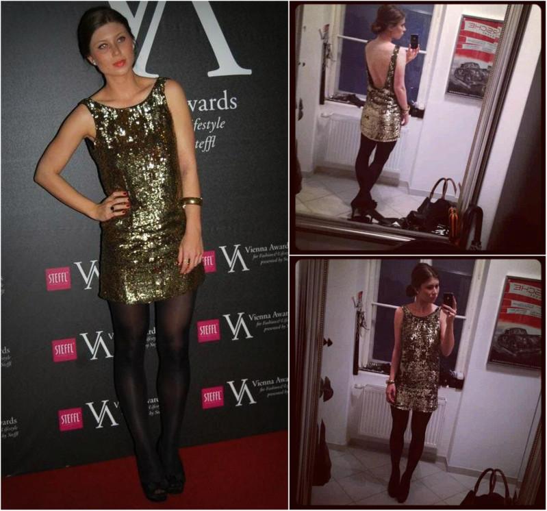 vienna awards dress